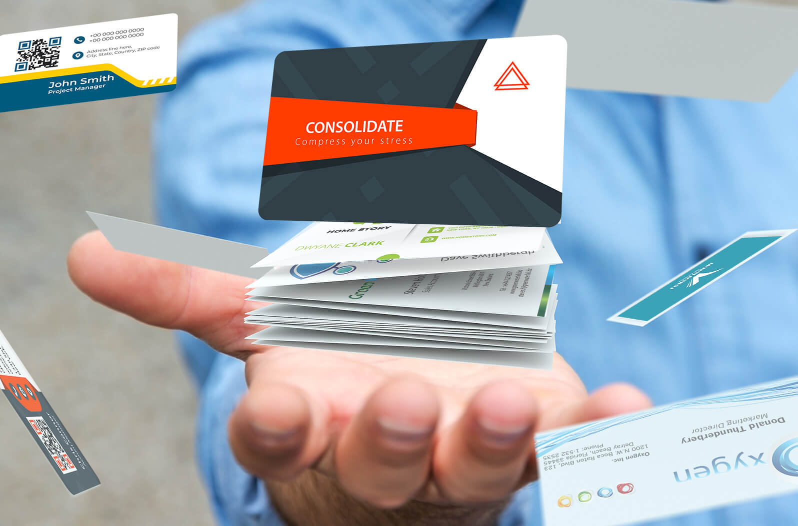 Cardiris 5 - Scan and convert business cards efficiently