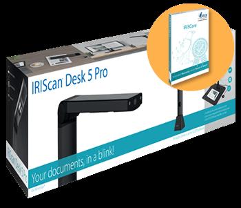 IRISCare para IRIScan Desk
