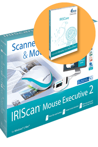 IRISCare for IRIScan Mouse