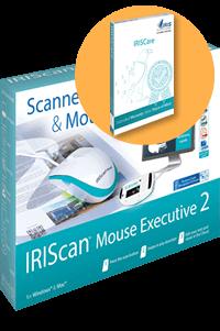 IRISCare para IRIScan Mouse