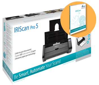 IRISCare for IRIScan Pro