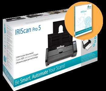 IRISCare para IRIScan Pro