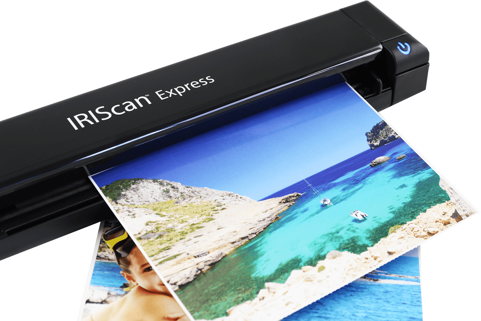 IRIScan Express 4 - Preserve your precious family memories