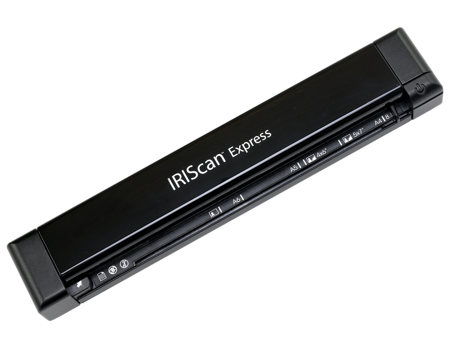 IRIScan Express 4 - Licht en ergonomisch