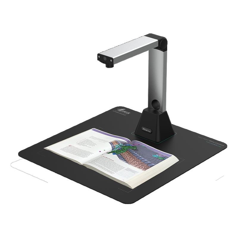 Iriscan Desk 5 Pro Desktop Camera Scanner