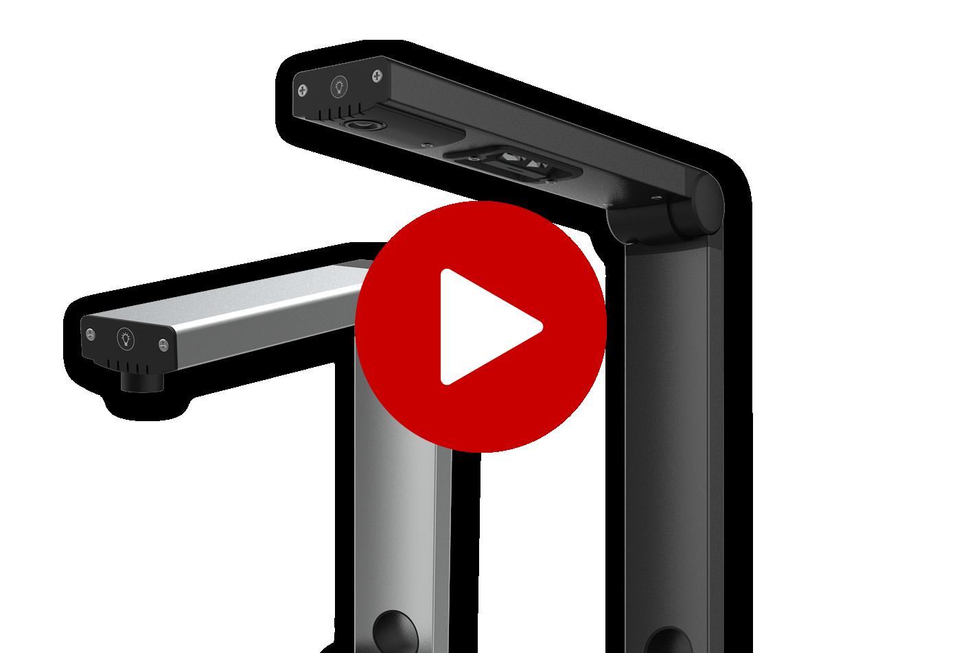 IRIScan Desk 5 Pro - Desktop camera scanner