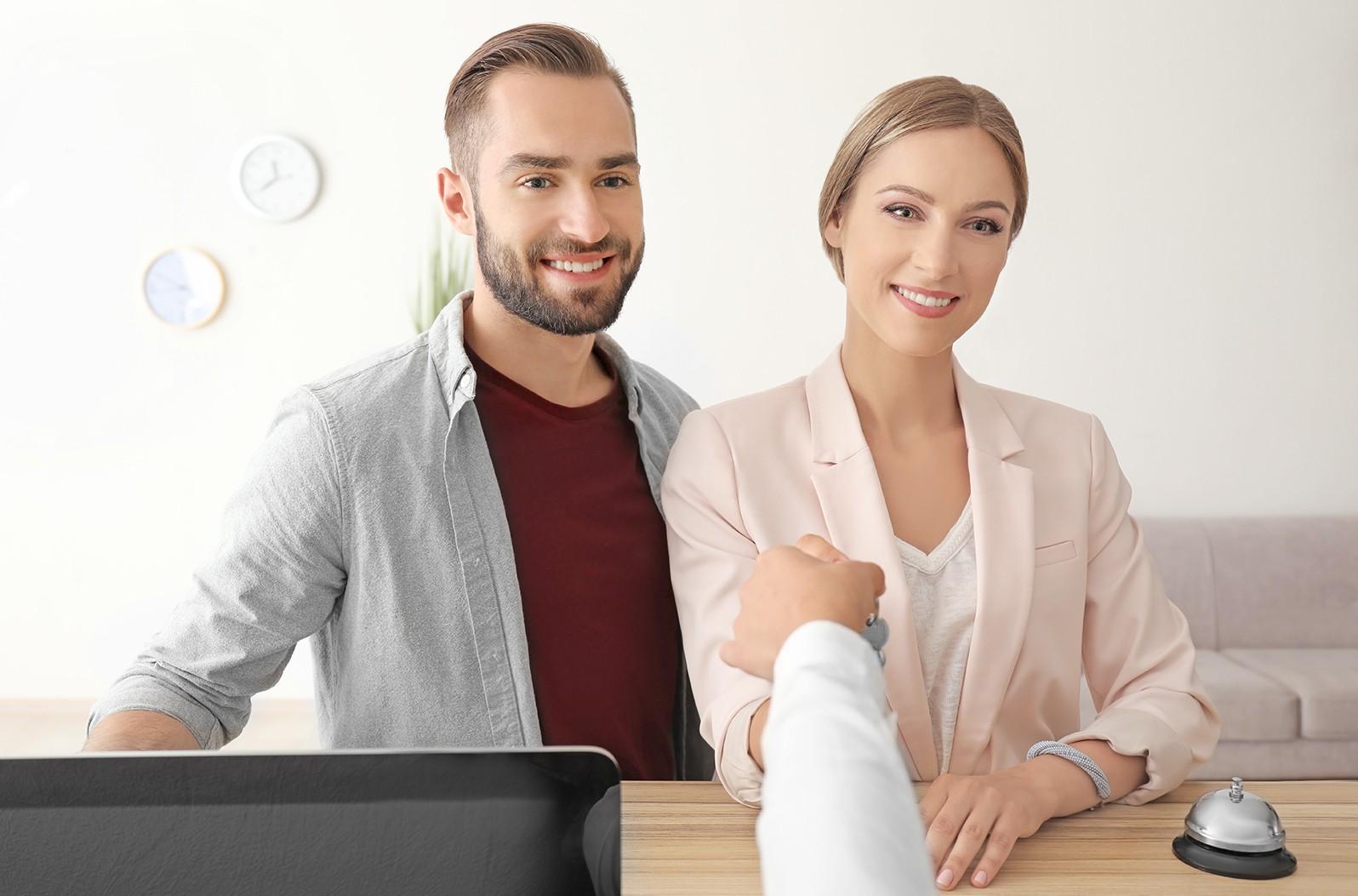 Optimisez vos procédures d'enregistrement et de check-in