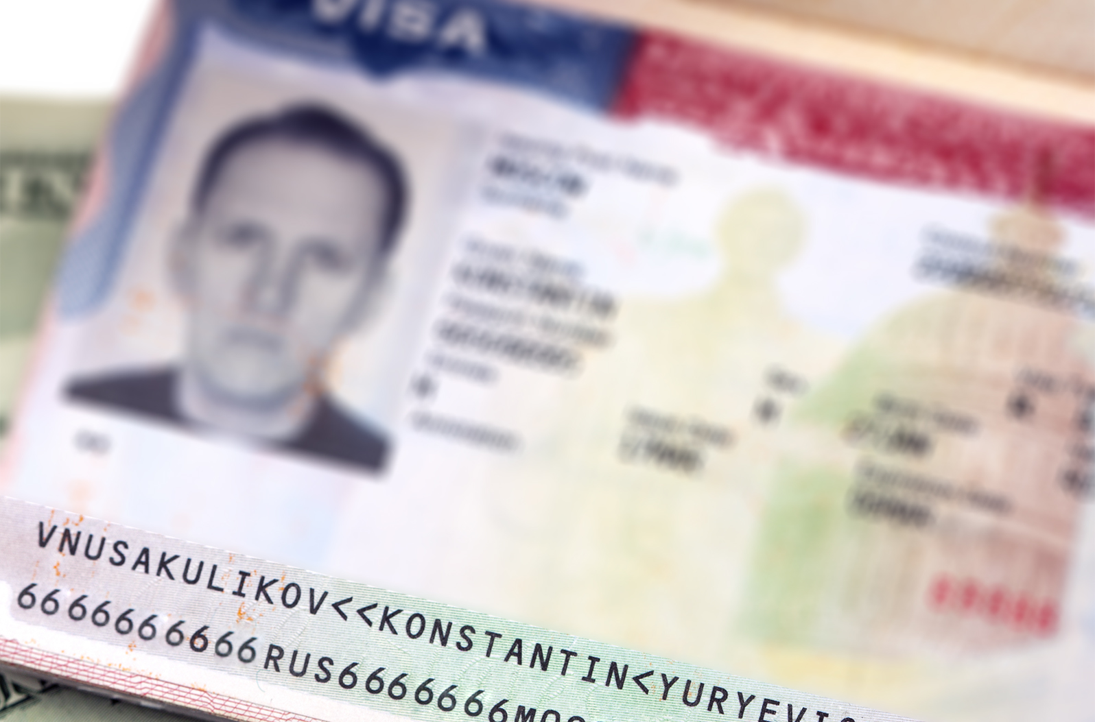 Capture the data from passports and ID cards