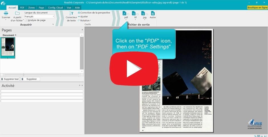 scan editor online