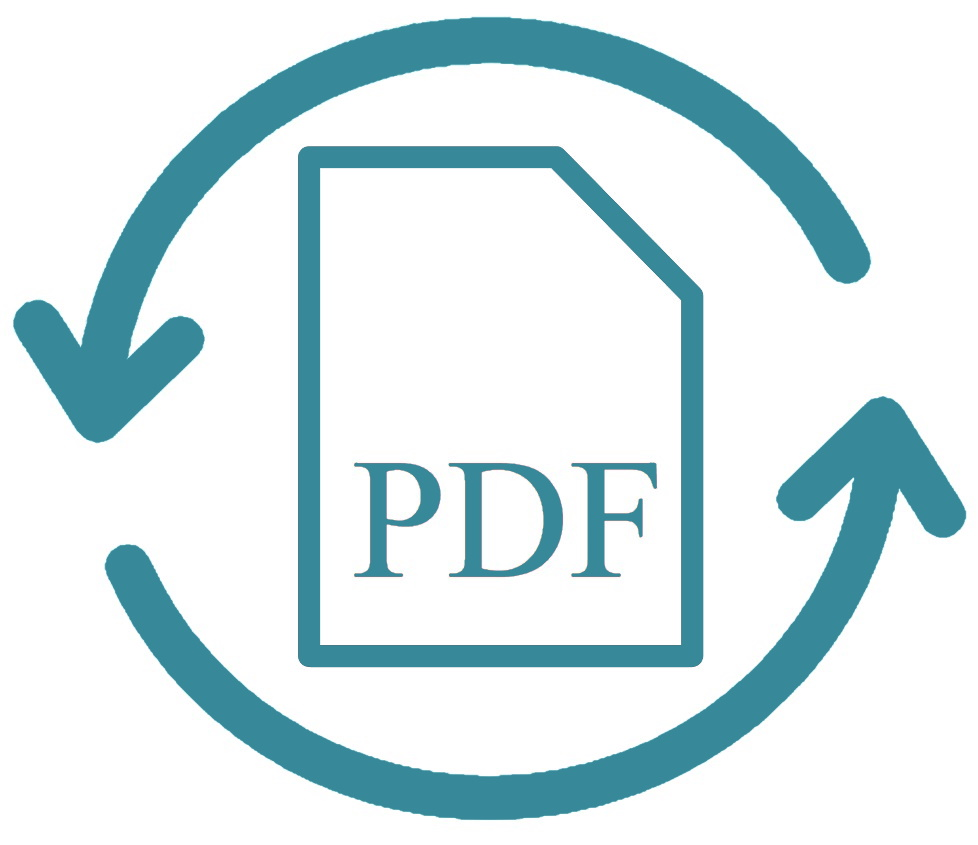 Convert images                                         into PDF files