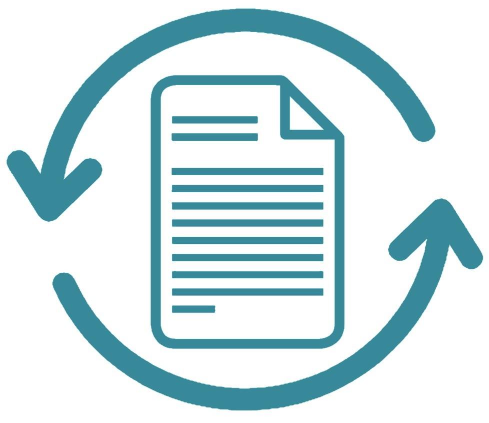 Convert hard                                         copies into digital format