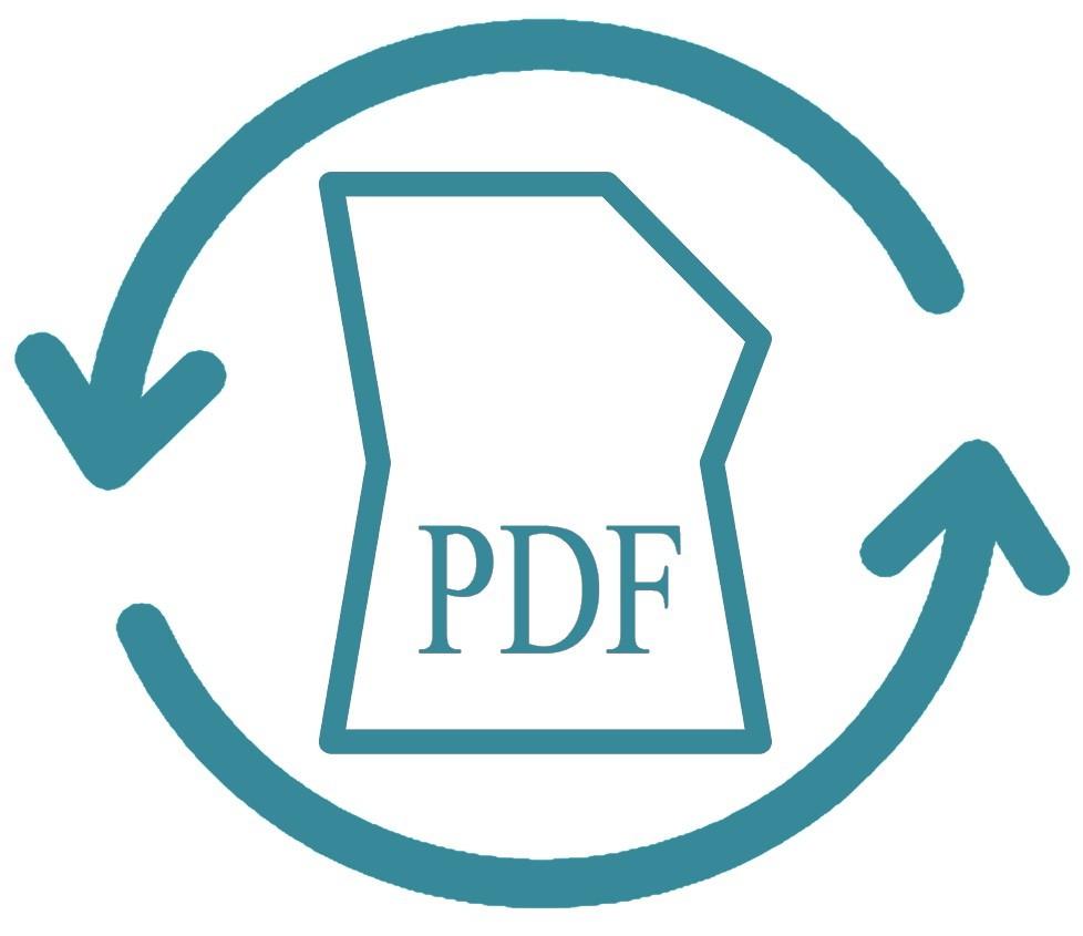 Compressed PDF files