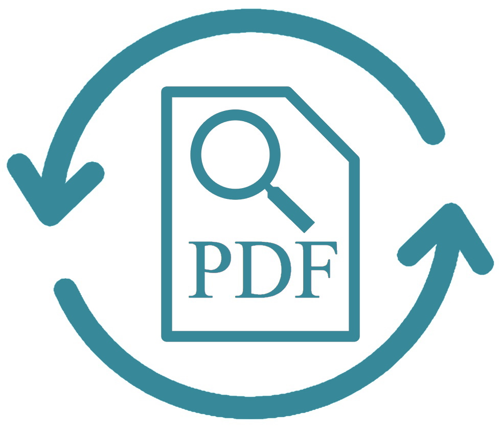 Indexed PDF files